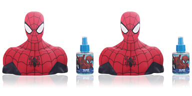 Marvel SPIDERMAN figura hucha edc vaporizador 100 ml
