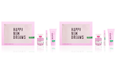 Benetton UNITED DREAMS HAPPY NEW DREAMS LOTE 3 pz