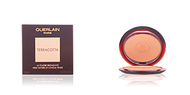 Guerlain TERRACOTTA bronzing powder #00-clair blondes 10 gr