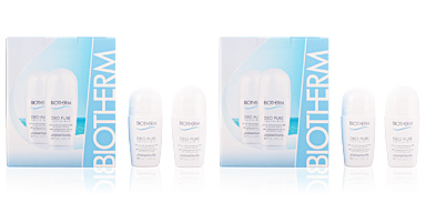 Biotherm PURE INVISIBLE DEO ROLL-ON SET 2 pz