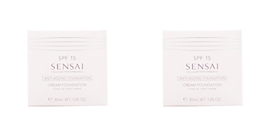 Kanebo SENSAI CP cream foundation SPF15 #cf-13 30 ml