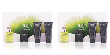Calvin Klein ETERNITY MEN COFFRET 4 pz