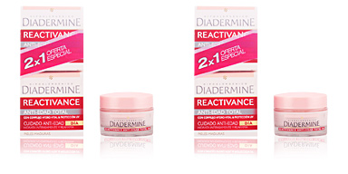 Diadermine REACTIVANCE CREMA anti-aging TOTAL DIA PIEL MADURA SET 2 pz