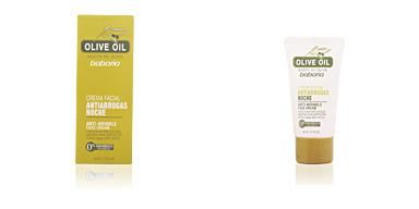 ACEITE DE OLIVA crema facial antiarrugas 50 ml