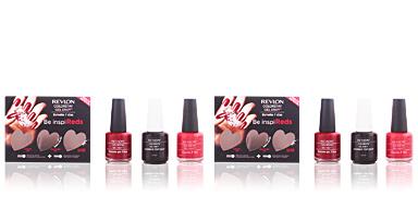 Revlon Make Up COLORSTAY gel ENVY BE INSPIREDS LOTE 3 pz