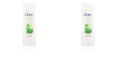 Dove GO FRESH loción corporal piel normal 400 ml