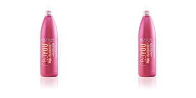 Revlon PROYOU ANTI-DANDRUFF micronized zinc pyrithione shampoo 350m