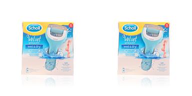 Doctor Scholl SCHOLL VELVET smooth express pedi gadget wet&dry