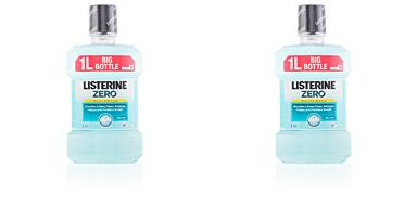 Listerine ZERO 0% alcohol enjuague bucal 1000 ml