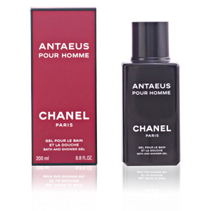 ANTAEUS gel moussant 200 ml