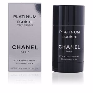 EGOISTE PLATINUM deo stick 75 ml