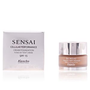 SENSAI CP cream foundation SPF15 #cf-14 30 ml