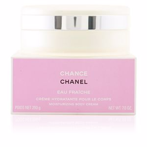 CHANCE EAU FRAICHE body cream 200 gr