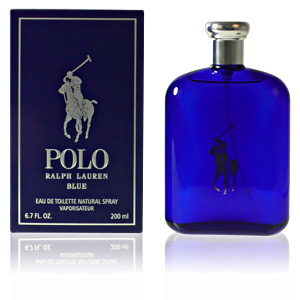 POLO BLUE edt vaporizador 200 ml