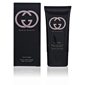 GUCCI GUILTY HOMME after shave balm 75 ml