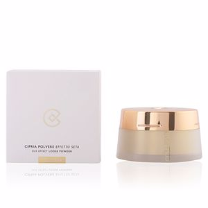 SILK EFFECT loose powder #02-golden b. 35 gr