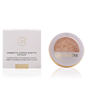DOUBLE EFFECT eye shadow wet & dry #05-bright gold 5 gr