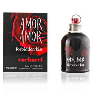 AMOR AMOR FORBIDDEN KISS edt vaporizador 50 ml