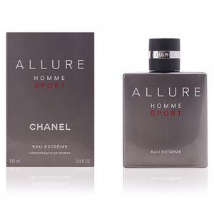 ALLURE HOMME SPORT eau extrême vaporizador 100 ml