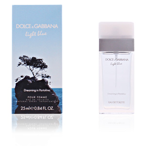 LIGHT BLUE DREAMING IN PORTOFINO edt vaporizador 25 ml