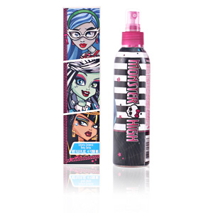 MONSTER HIGH colonia corporal 200 ml