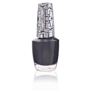 NAIL LACQUER #NLE53-black shatter 15 ml