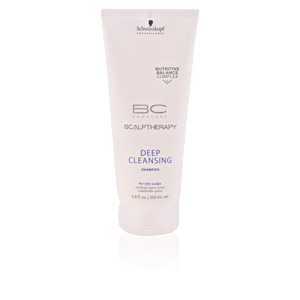 BC SCALP THERAPY deep cleansing shampoo 200 ml