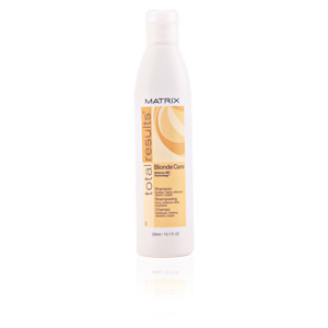 TOTAL RESULTS BLONDE CARE shampoo 300 ml