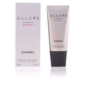 ALLURE HOMME SPORT after shave emulsion 100 ml