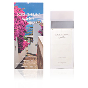 LIGHT BLUE PANAREA edt vaporizador 100 ml