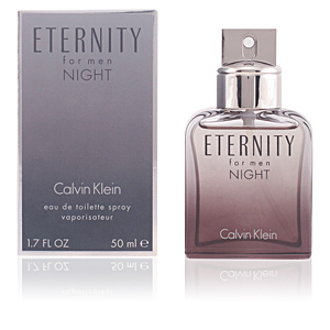 ETERNITY NIGHT MEN edt vaporizador 50ml