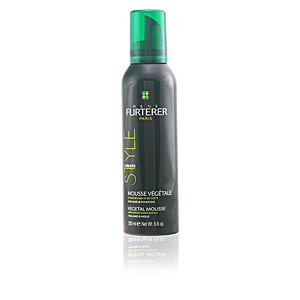 STYLE vegetal mousse strong hold 200 ml