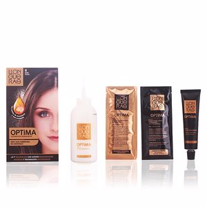 LLONGUERAS OPTIMA hair colour #6-deep blond