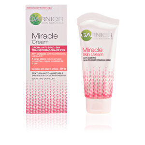 MIRACLE crema anti-edad día 50 ml