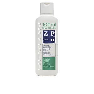 ZP11 champú anticaspa cabellos grasos 400 ml