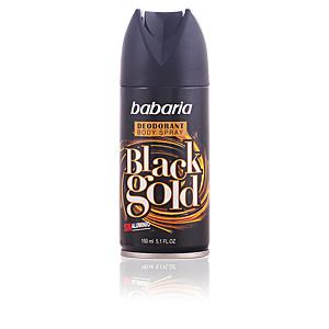 BLACK GOLD MEN deo vaporizador 150 ml