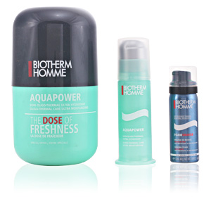 HOMME AQUAPOWER LOTE 2 pz