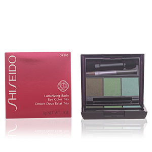 LUMINIZING SATIN eye color trio #GR305-jungle 3 gr