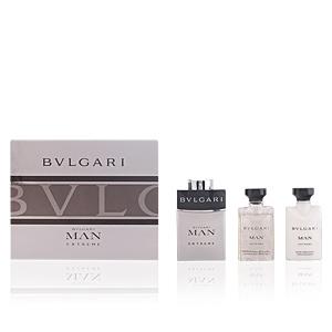 BVLGARI MAN EXTREME LOTE 3 pz