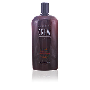 CREW 3 IN 1 shampoo, conditioner & body wash 1000 ml