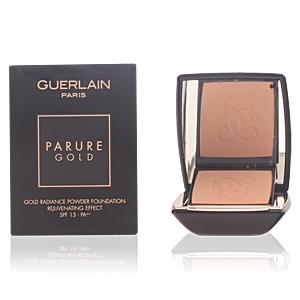 PARURE GOLD fdt compact #04-beige moyen 10 gr
