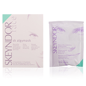 SK ALGYMASK shine control pure mask 6 treatments