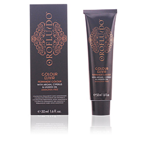 COLOUR ELIXIR permanent colour #3 dark brown 50 ml