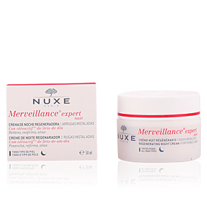 MERVEILLANCE EXPERT crème nuit régénérante 50 ml