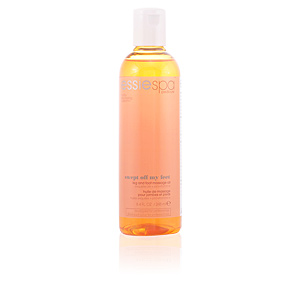 ESSIE swept off my feet leg and foot massage oil 248 ml