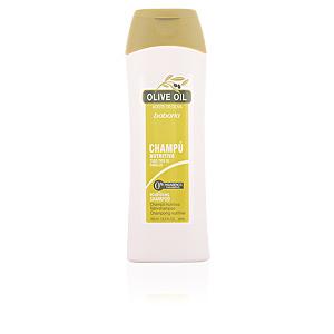 ACEITE DE OLIVA champú nutritivo 400 ml