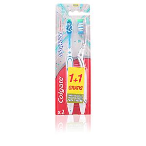 Colgate Mattress MAX WHITE cepillo dental #medium 2 pz