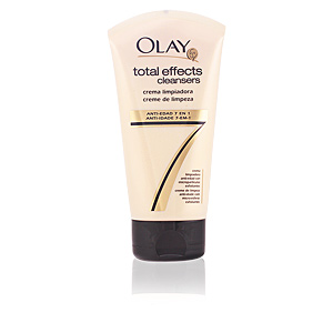 TOTAL EFFECTS crema limpiadora facial antiedad 150 ml