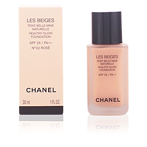 LES BEIGES teint belle mine naturelle SPF25 #22-rosé 30 ml