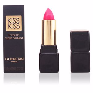 KISSKISS LE ROUGE CREME GALBANT #372-all about pink 3,5 gr